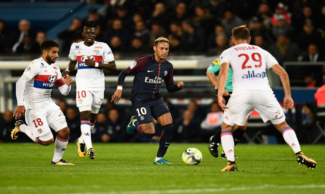 Apuesta Olympique Lyon vs PSG - Ligue1 Francia | Apuestas.bo