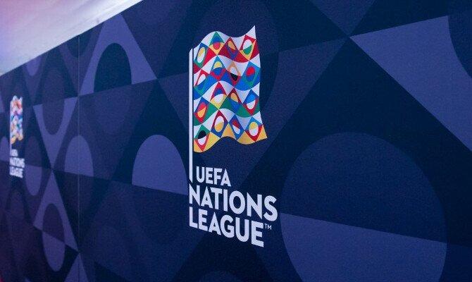 Logo Liga de las Naciones