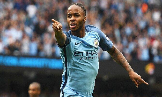 Sterling amenaza al Liverpool