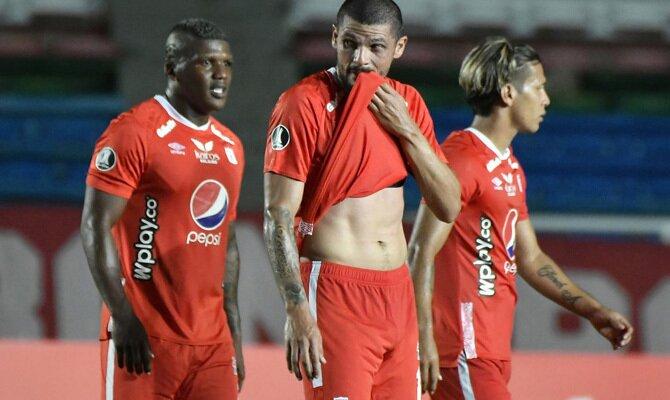 Copa Libertadores América de Cali vs Internacional