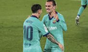 Messi y Griezmann, Barcelona vs Villarreal