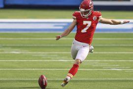Harrison Butker favoritos pagar ganar el Super Bowl 55