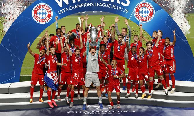 Cuotas y favoritos para ganar la Champions League