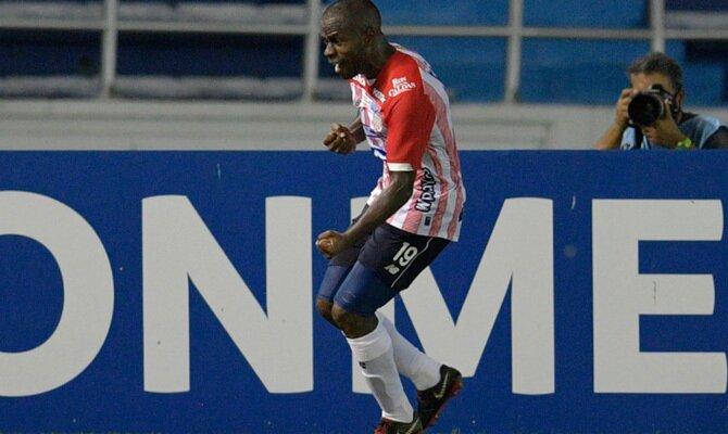 Copa Libertadores Junior vs Barcelona SC