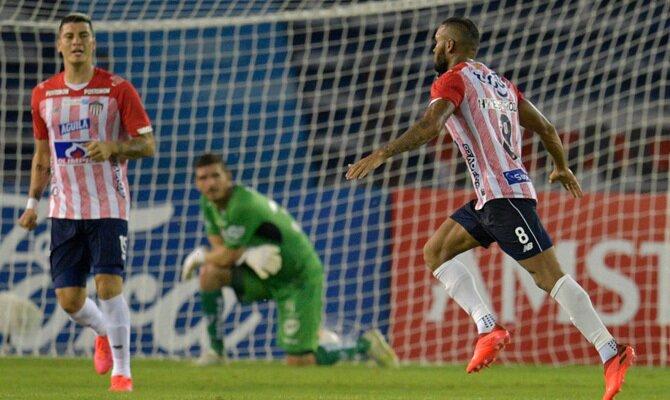 Copa Libertadores Flamengo vs Junior