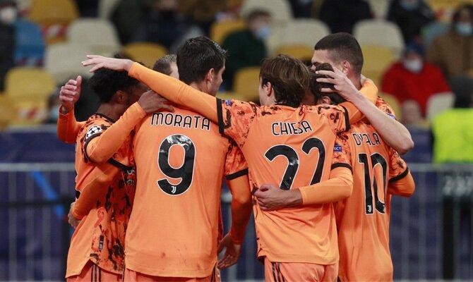 Champions League Juventus vs Barcelona