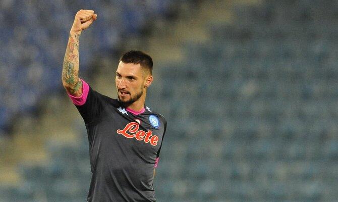 Serie A Napoli vs Sassuolo