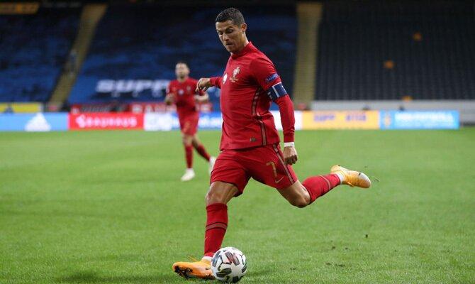 Cristiano Ronaldo Portugal vs España