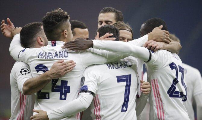 LaLiga Santander Real Madrid vs Alavés