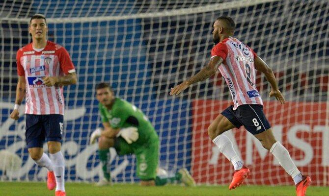 Primera A Tolima vs Junior