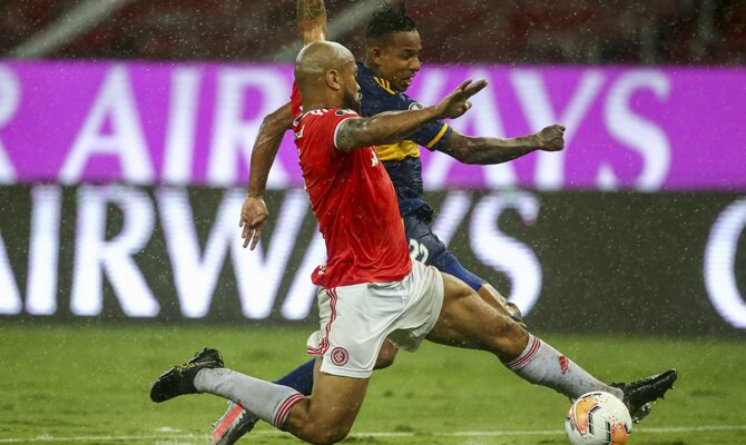 Copa Libertadores Boca Juniors vs Internacional