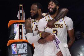 Cuotas y favoritos para ganar la NBA 2020/2021
