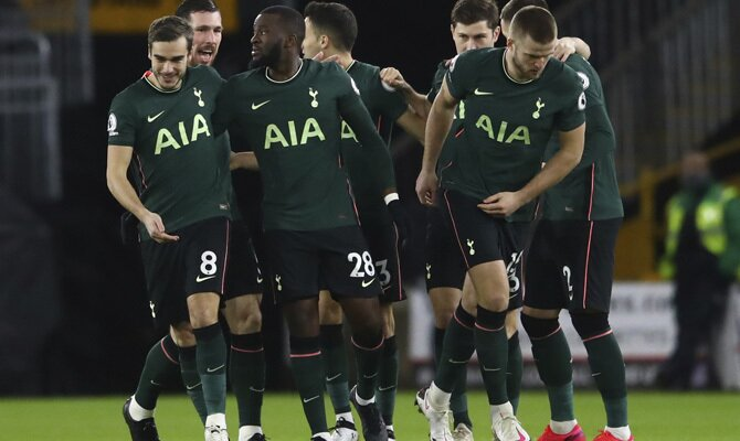 Apuestas Premier League Tottenham vs Fulham