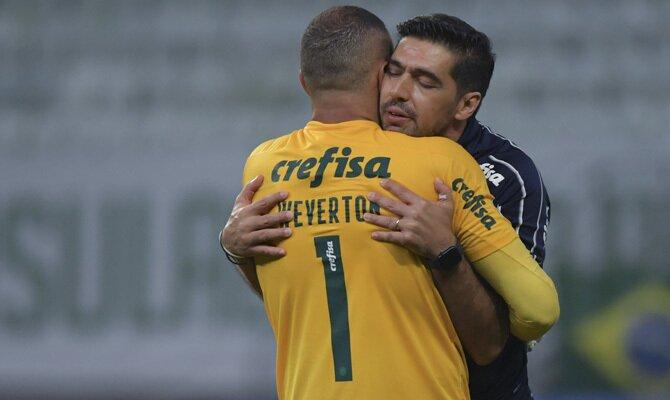 La actuación de Weverton puede ser clave en las apuestas para el Palmeiras vs Santos de la final de la Copa Libertadores