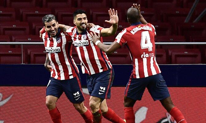 Luis Suárez y Correa tendrán protagonismo en el ataque del Atlético de Madrid vs Chelsea