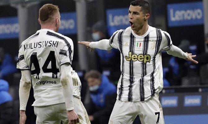 Las celebraciones de Cristiano Ronaldo podrían ser clave en las apuestas para el Porto vs Juventus